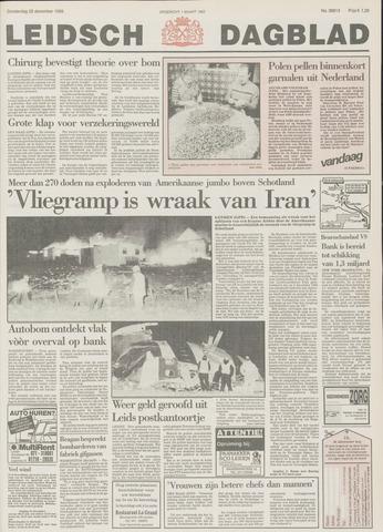 Leidsch Dagblad 1988-12-22
