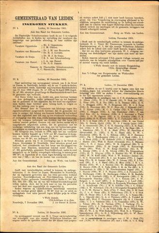 Handelingen van de Raad 1901-12-10