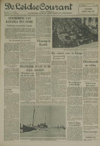 Leidse Courant 1963-01-16