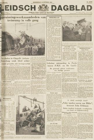 Leidsch Dagblad 1954-10-14