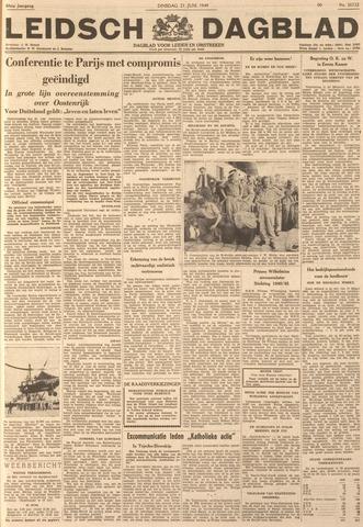 Leidsch Dagblad 1949-06-21