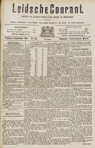 Leydse Courant 1887-09-16