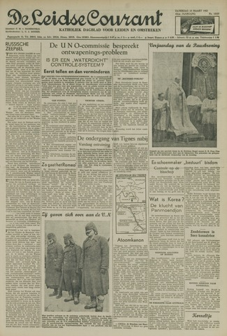 Leidse Courant 1952-03-15