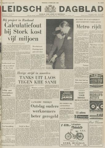 Leidsch Dagblad 1968-02-09