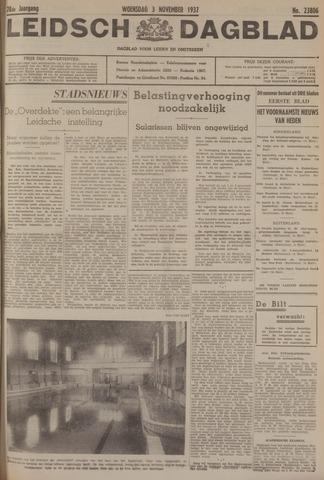 Leidsch Dagblad 1937-11-03
