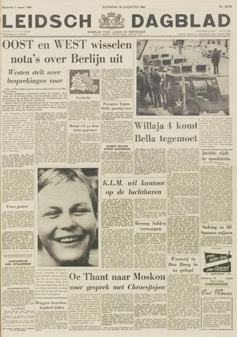Leidsch Dagblad 1962-08-25