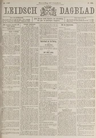 Leidsch Dagblad 1915-10-16