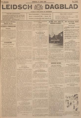 Leidsch Dagblad 1930-06-17