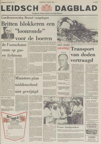 Leidsch Dagblad 1977-03-29