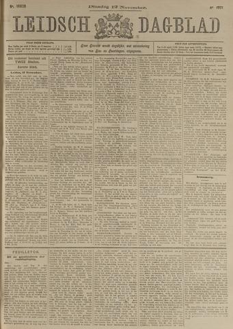 Leidsch Dagblad 1907-11-12