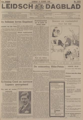 Leidsch Dagblad 1940-10-26