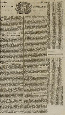 Leydse Courant 1803-10-28