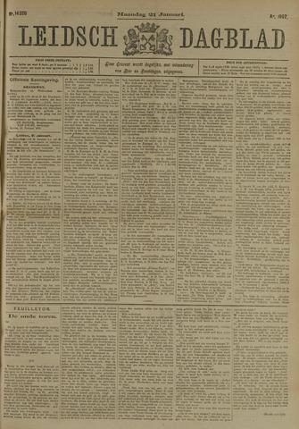 Leidsch Dagblad 1907-01-21