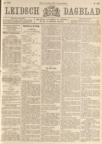 Leidsch Dagblad 1915-08-25