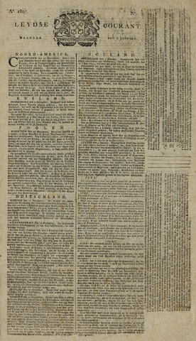 Leydse Courant 1807-01-05