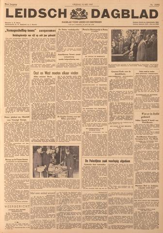 Leidsch Dagblad 1947-05-16