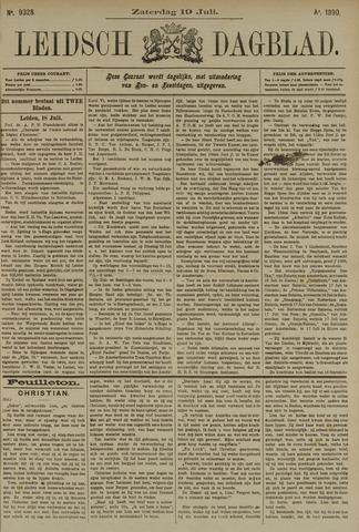 Leidsch Dagblad 1890-07-19