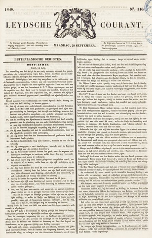 Leydse Courant 1846-09-28