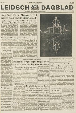 Leidsch Dagblad 1956-11-26