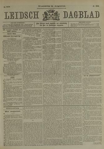 Leidsch Dagblad 1909-08-11