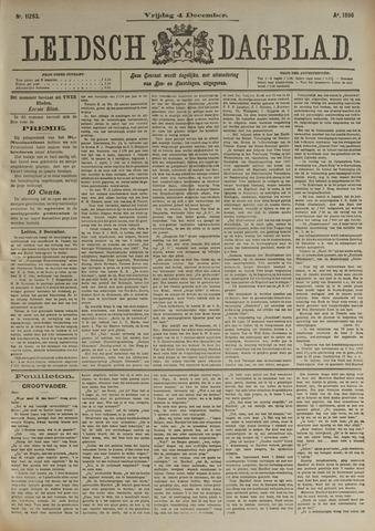Leidsch Dagblad 1896-12-04