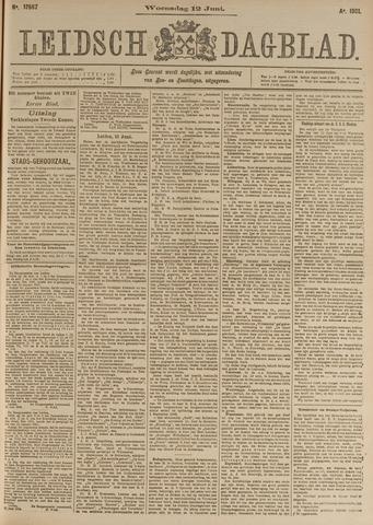Leidsch Dagblad 1901-06-12