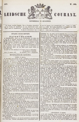 Leydse Courant 1877-08-16
