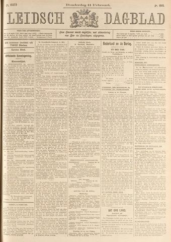 Leidsch Dagblad 1915-02-11