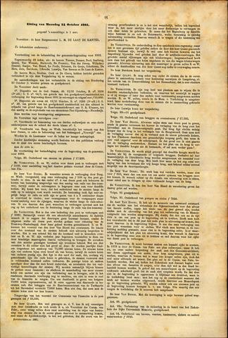 Handelingen van de Raad 1881-10-24