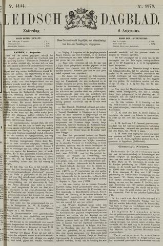 Leidsch Dagblad 1873-08-02