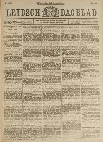 Leidsch Dagblad 1901-09-25