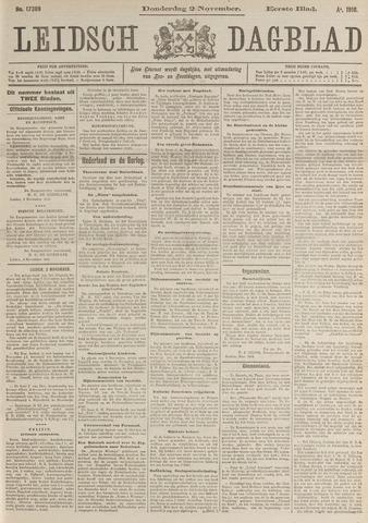 Leidsch Dagblad 1916-11-02
