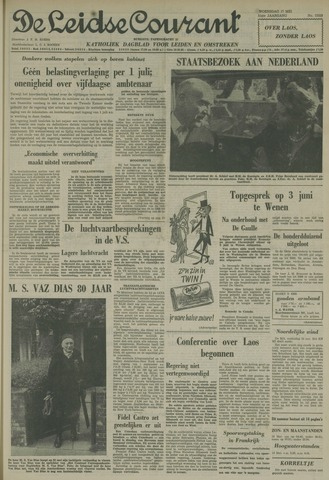 Leidse Courant 1961-05-17