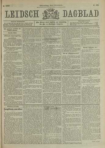 Leidsch Dagblad 1911-10-24