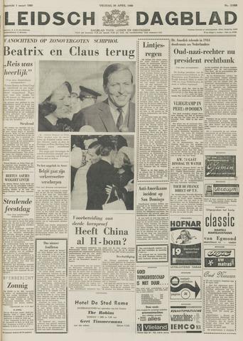 Leidsch Dagblad 1966-04-29