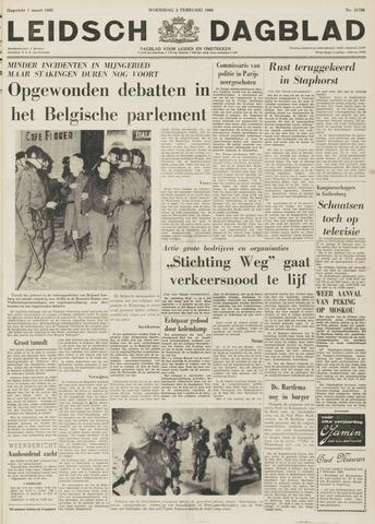 Leidsch Dagblad 1966-02-02