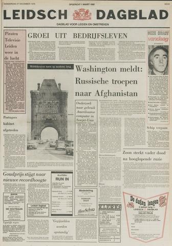 Leidsch Dagblad 1979-12-27