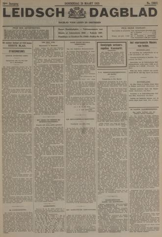 Leidsch Dagblad 1935-03-28