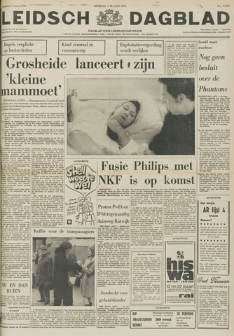 Leidsch Dagblad 1970-03-17