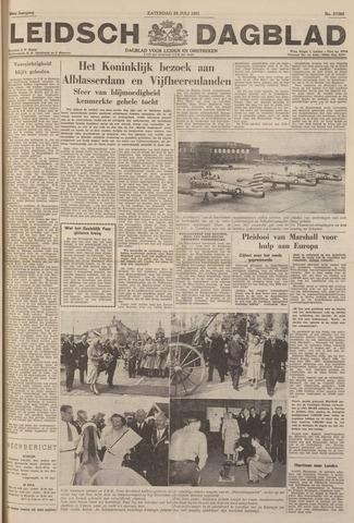 Leidsch Dagblad 1951-07-28