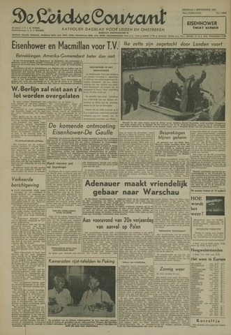 Leidse Courant 1959-09-01