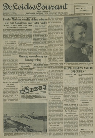 Leidse Courant 1963-08-02