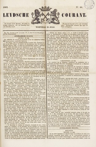 Leydse Courant 1862-07-23