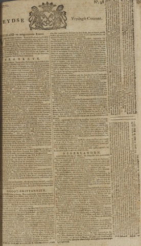 Leydse Courant 1771-03-29