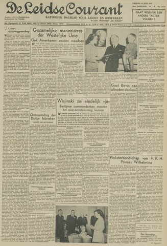 Leidse Courant 1949-06-10