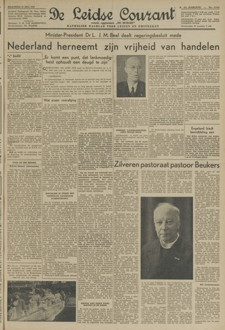 Leidse Courant 1947-07-21