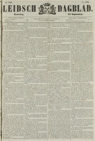 Leidsch Dagblad 1870-09-10