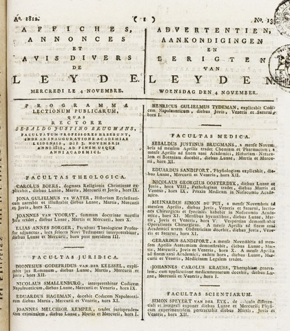 Leydse Courant 1812-11-04