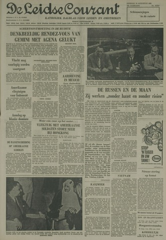 Leidse Courant 1965-08-24