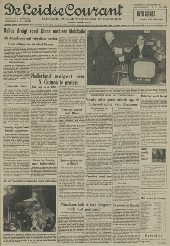 Leidse Courant 1954-12-02